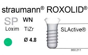 Straumann Roxolid®. Состав